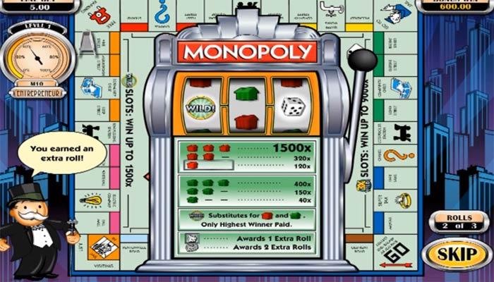monopoly igt jackpot